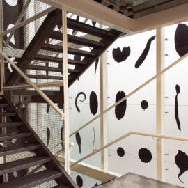 HENDRIX+STUDIO | Fachada Centro de Diseño, Cine y Televisión | 2004