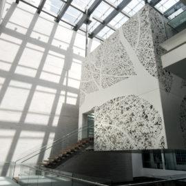 HENDRIX+STUDIO | Interior Museo Memoria y Tolerancia | 2010