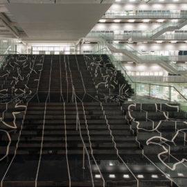 HENDRIX+STUDIO | Escalinata y explanada de Centro de Diseño, Cine y Televisión | 2015