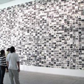 Colección permanente MUAC (Museo Universitario de Arte Contemporáneo). Ciudad de Mexico. 2008